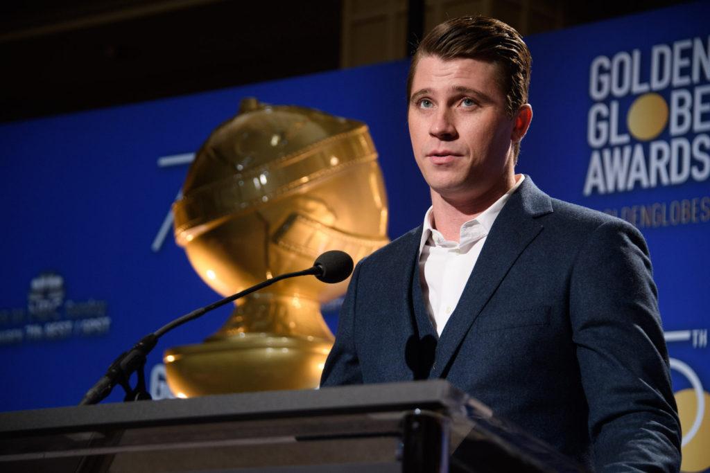 Hollywood Foreign Press Association, 2018 Golden Globes Announcement