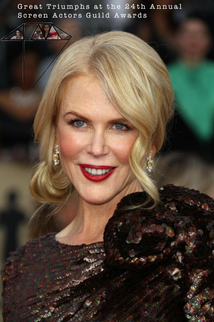 Nicole Kidman red carpet SAG Awards 4Chion Lifestyle feature image
