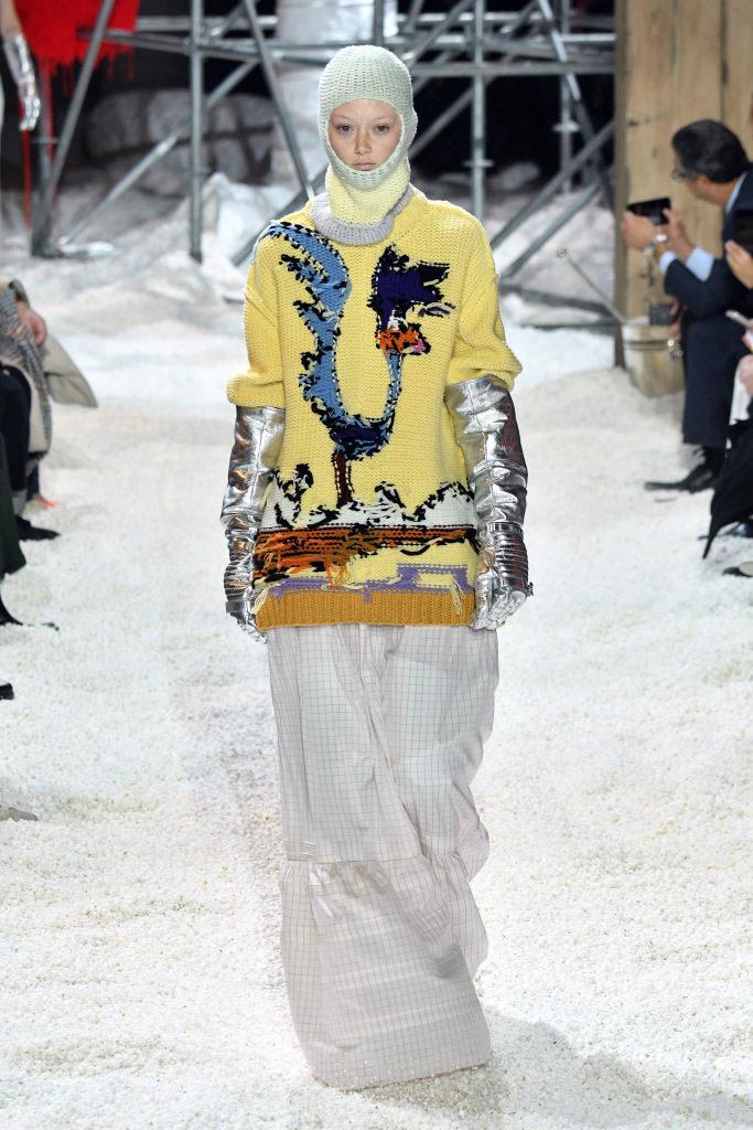 Calvin Klein NYFW 4Chion Lifestyle #AW18