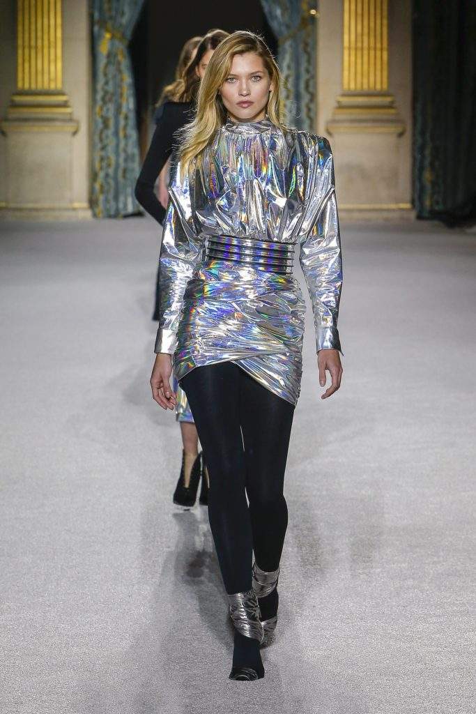 Balmain Paris Fashion Week Autumn Winter 4Chion Lifestyle