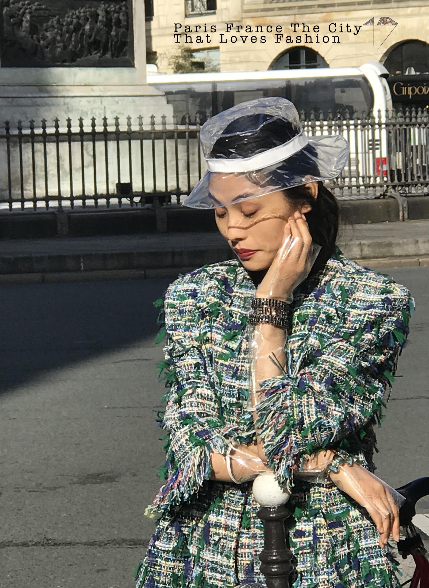 Paris Fashion Week 4Chion Lifestyle