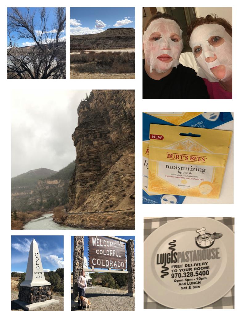 Colorado Rocky Mountains road trip 4chion lifestyle