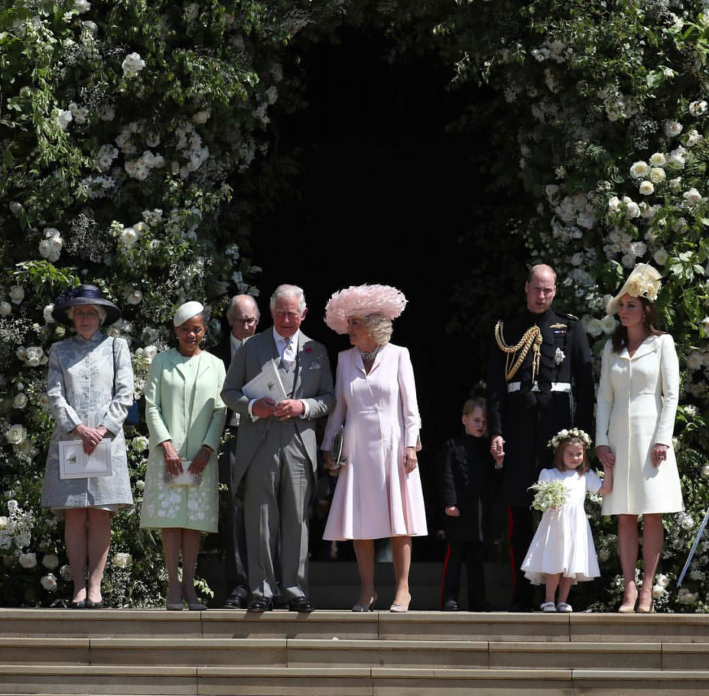 Royal Wedding Royal Family 4chion lifestyle