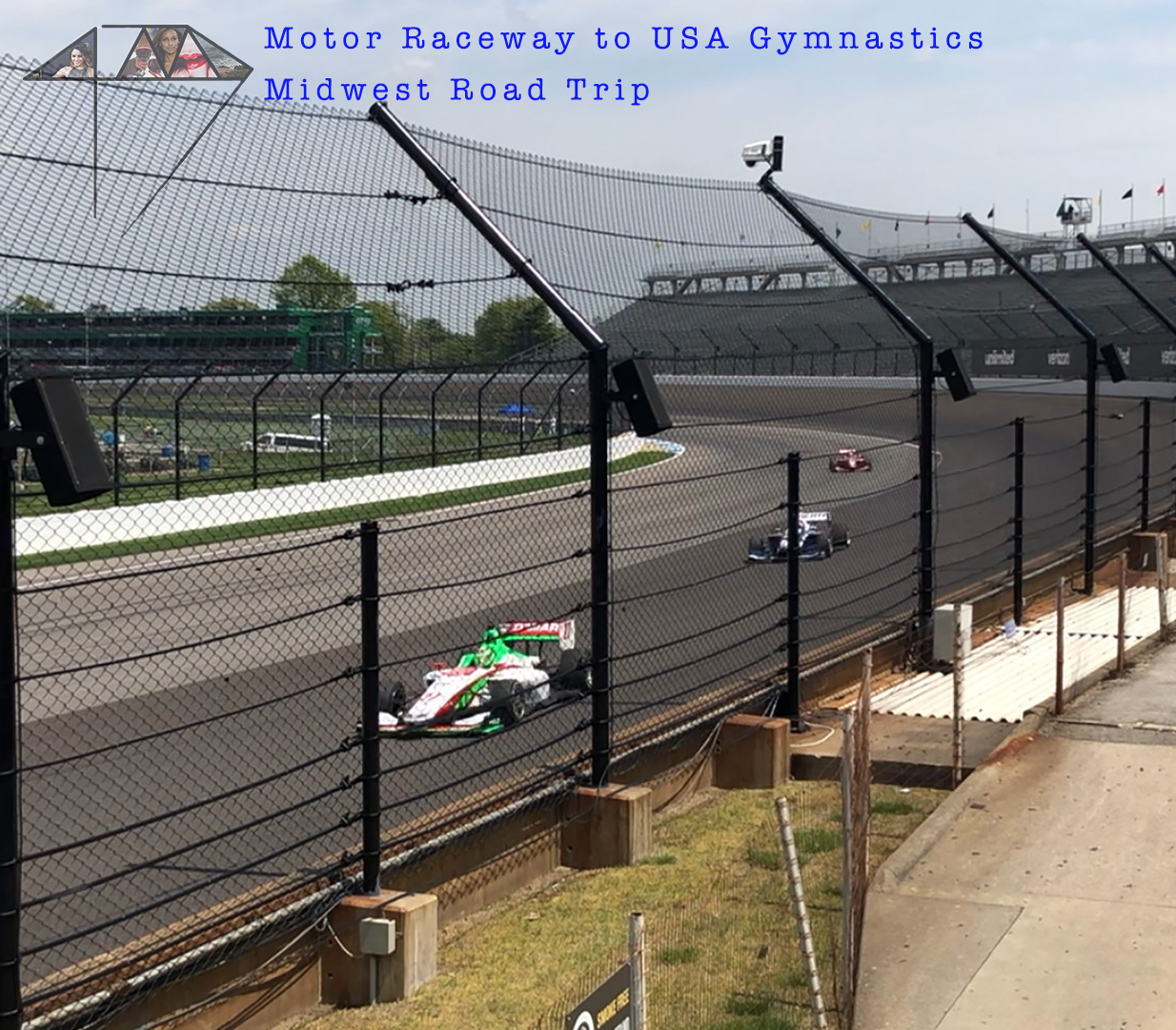 Indianapolis Motor Speedway Midwest Road Trip Travel 4Chion Lifestyle