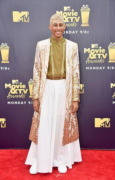 Keiynan Lonsdale MTV Movie Awards 4ChionLifestyle