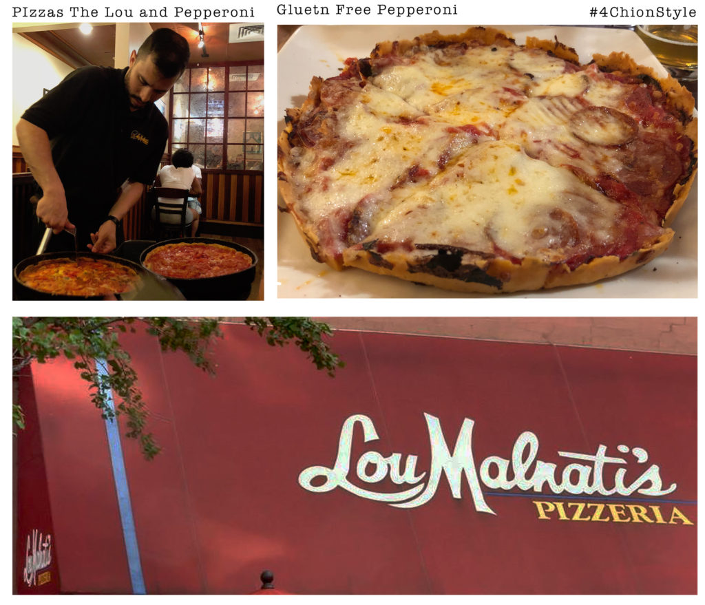 Lou Malnati's Pizzaria Road Trip 4Chion Lifestyle