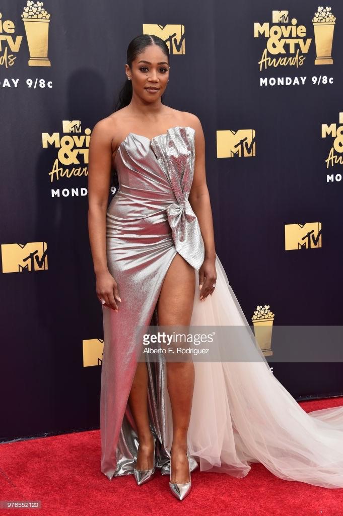 Tiffany Haddish MTV Movie Awards 4ChionLifestyle d