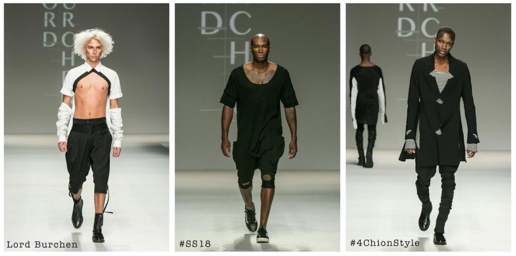 Lord Burchen Style Fashion Week New York Fashion 4Chion Lifestyle B