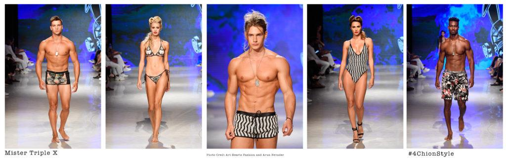Mister Triple X Miami Swim Week Art Hearts 4Chion Lifestyle d