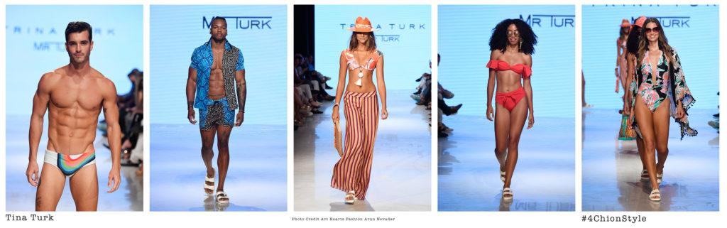 Trina Turk Miami Swim Week Art Hearts 4Chion Lifestyle e