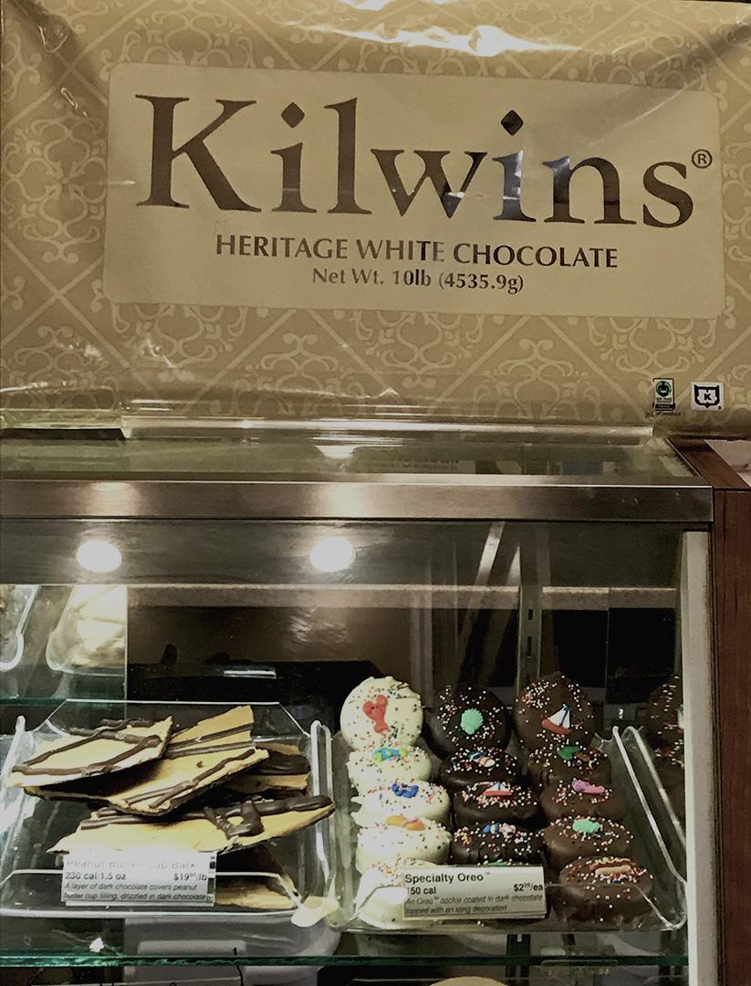 Wilmington Kilwins Chocolate NC Vacation 4Chion Lifestyle c