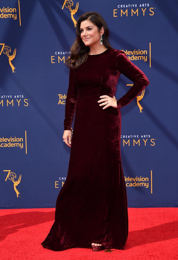 Tiffani Thiessen 4chion Lifestyle Emmys
