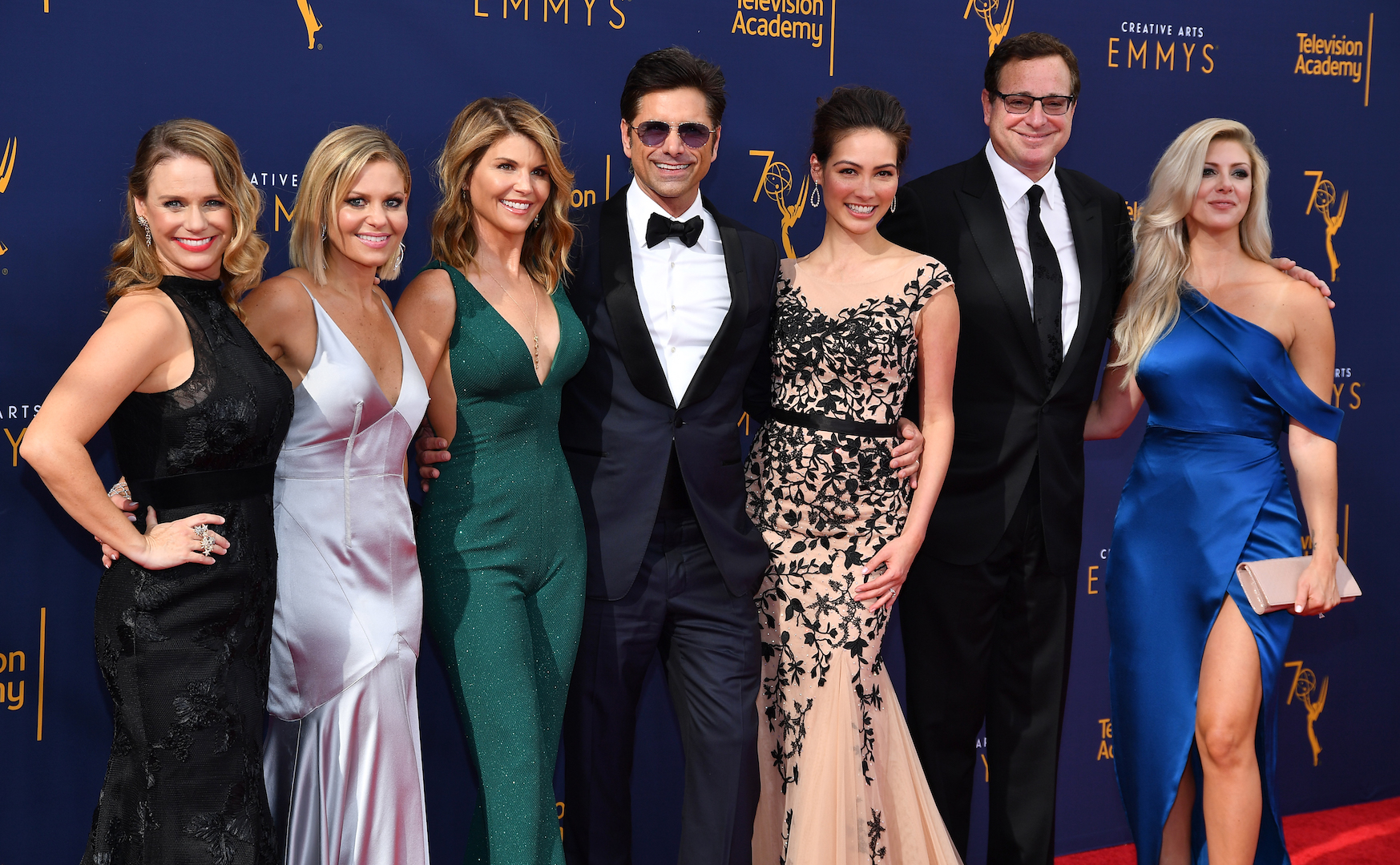 Fuller House Cast 4chion Lifestyle Emmys
