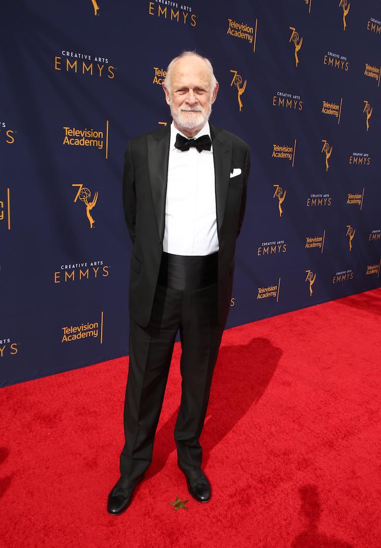 Gerald McRaney  4chion Lifestyle Emmys