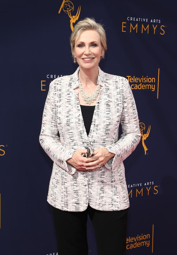 Jane Lynch 4chion Lifestyle Emmys