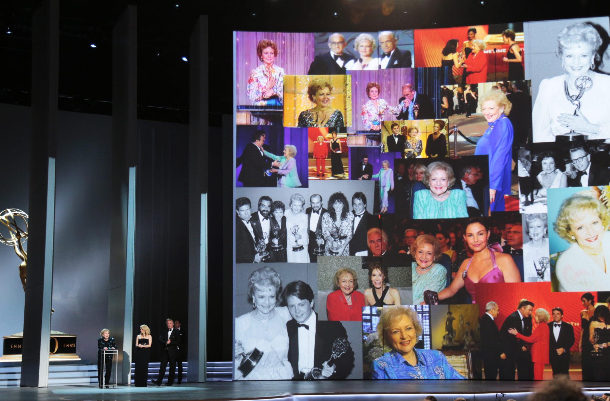 Betty White, Kate McKinnon, Alec Baldwin Emmy 4Chion Lifestyle