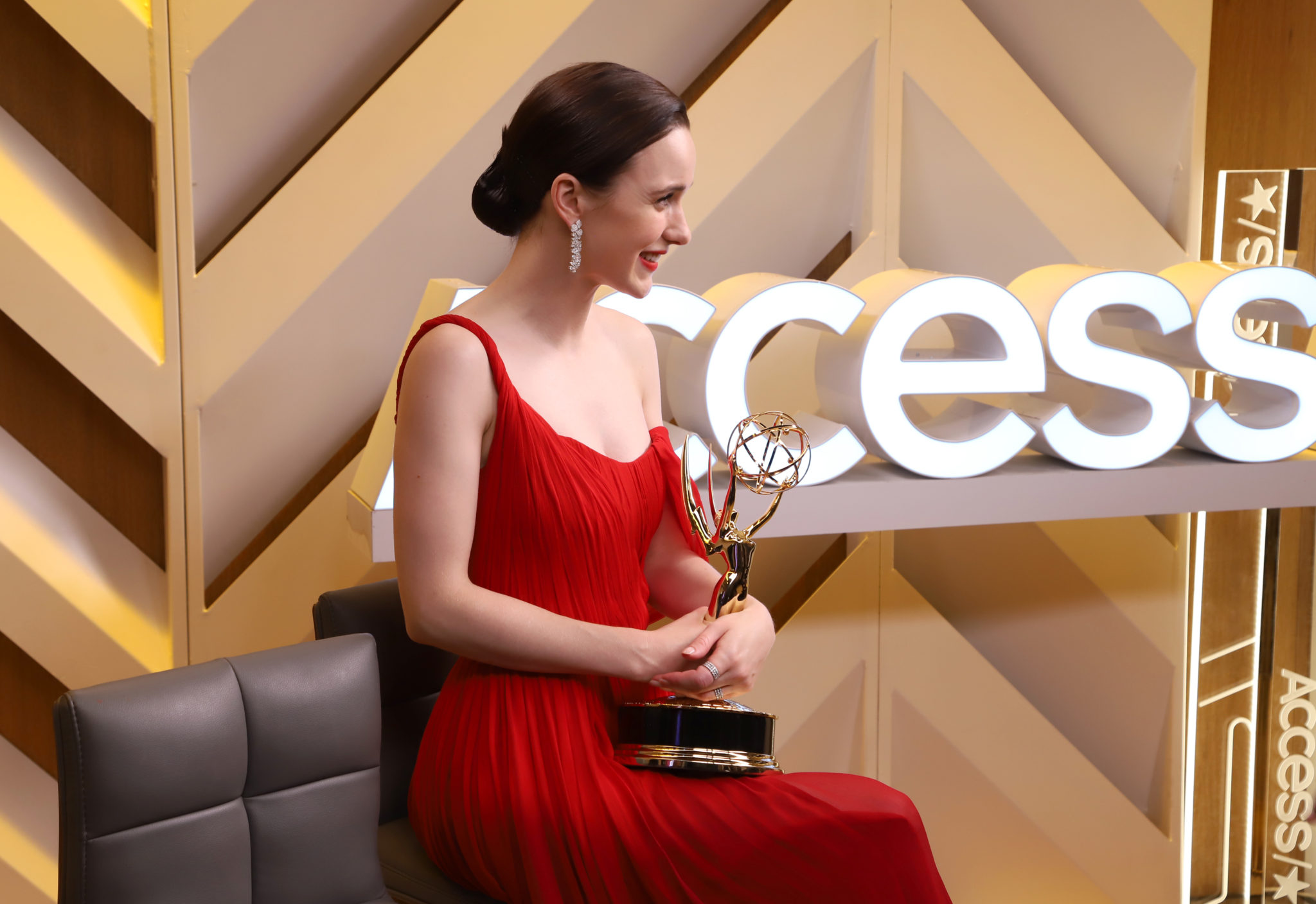 Rachel Brosnahan 4Chion Lifestyle Emmys