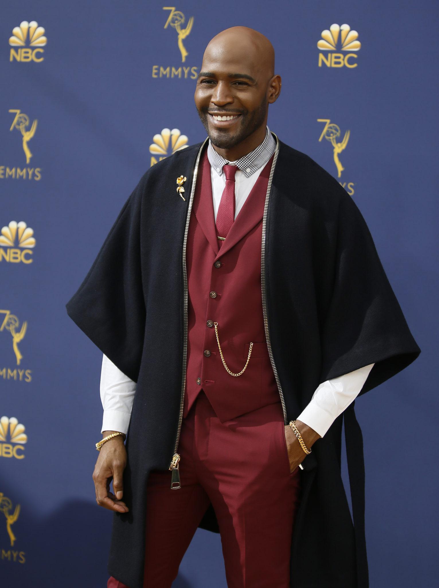 Karamo Brown Emmys 4Chion Lifestyle
