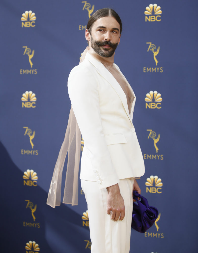 Jonathan Van Ness Emmy 4Chion Lifestyle