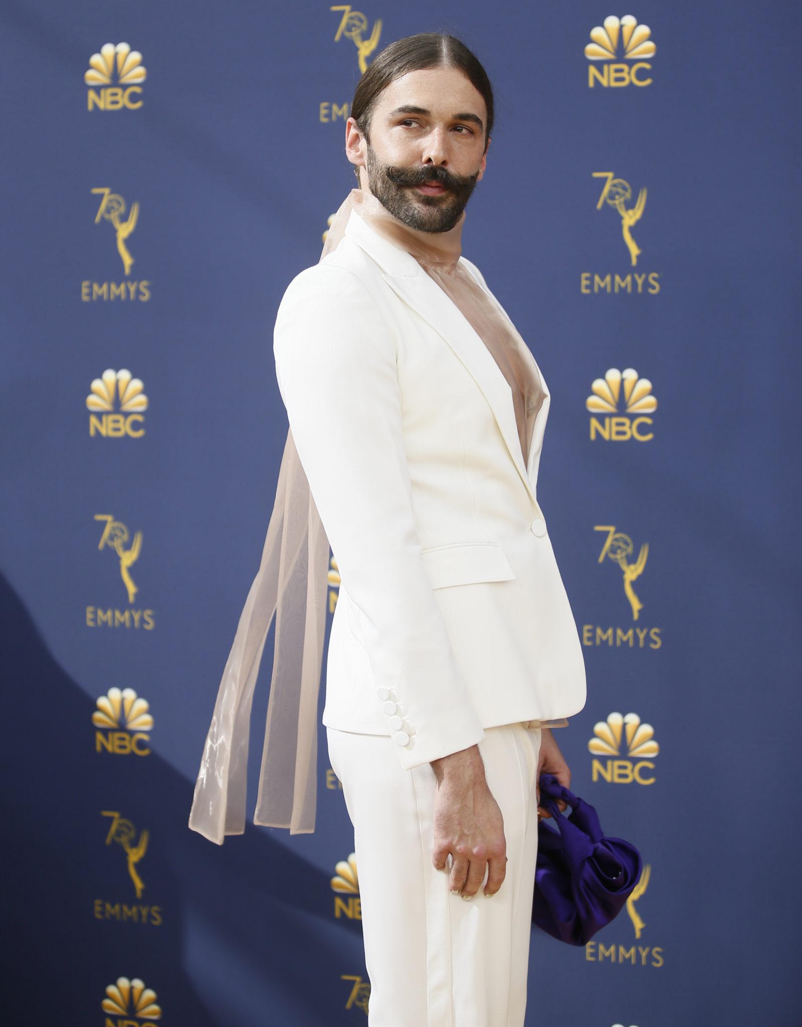 Jonathan Van Ness Emmys 4Chion Lifestyle