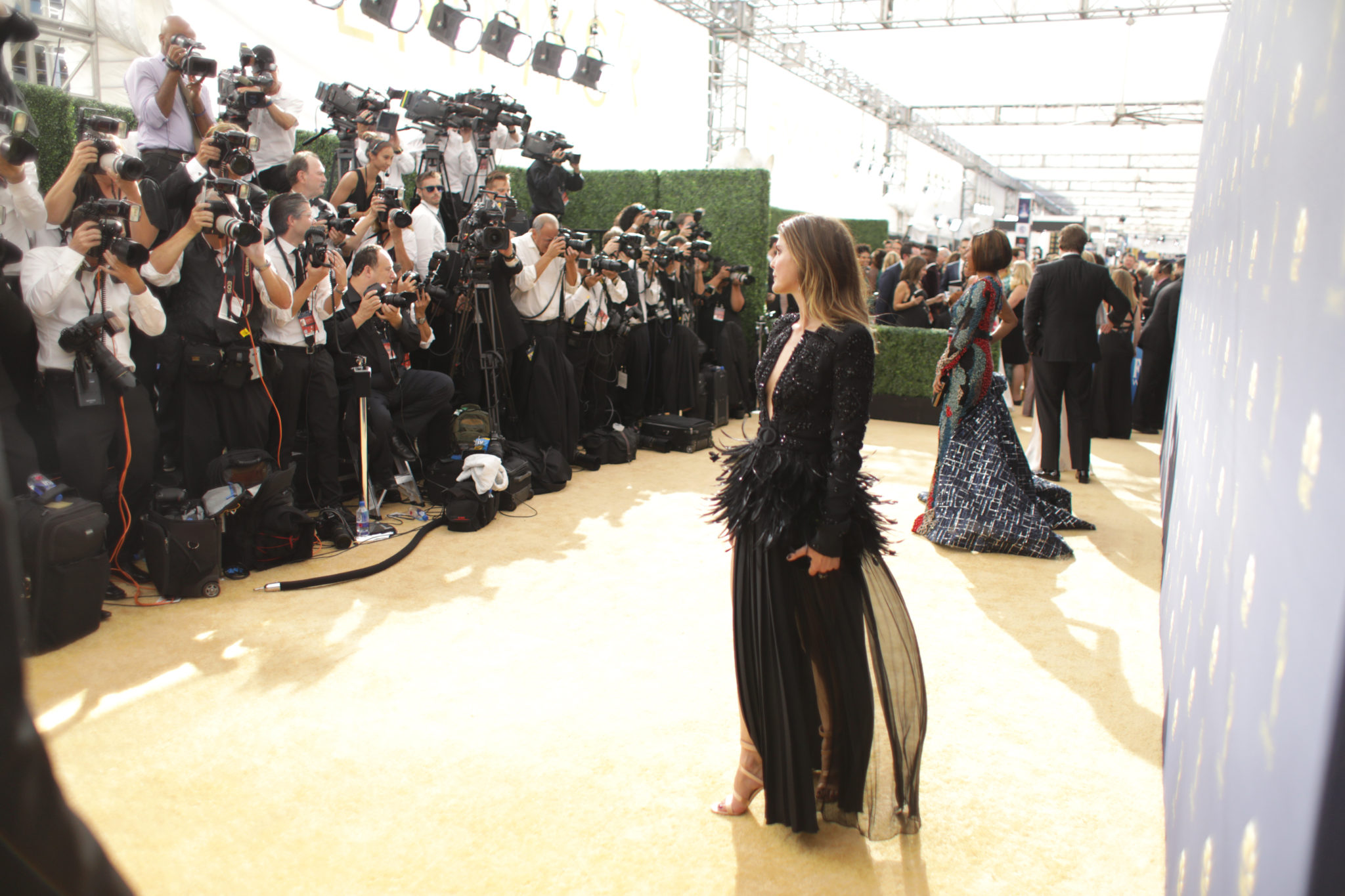 Keri Russell Emmys 4Chion Lifestyle