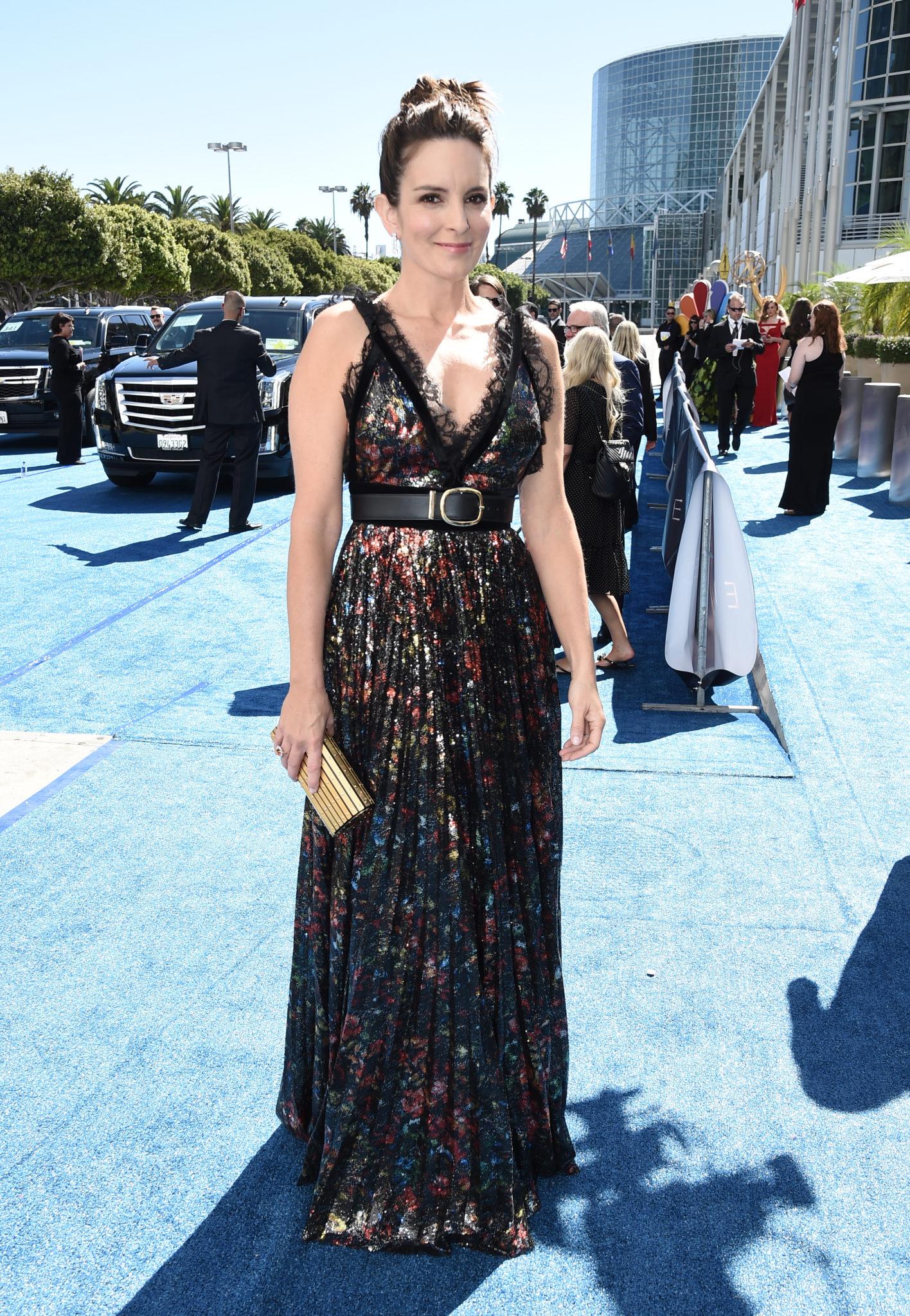 Tina Fey Emmys 4Chion Lifestyle