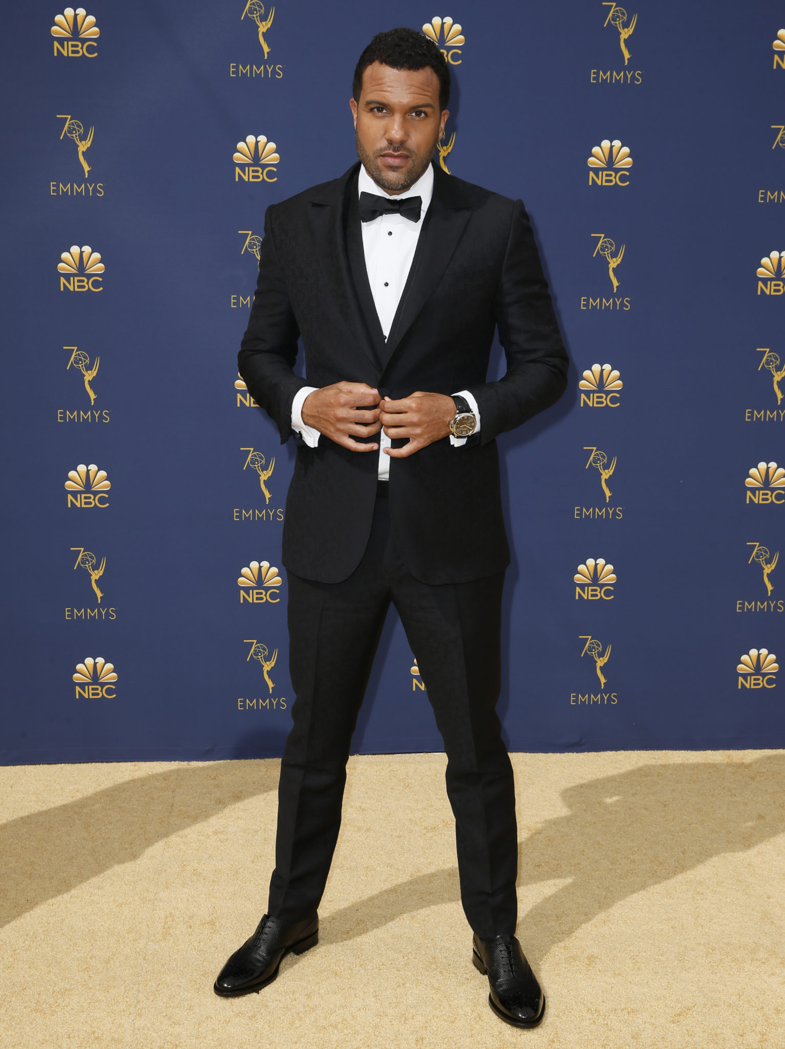 O. T. Fagbenle Emmys 4Chion Lifestyle