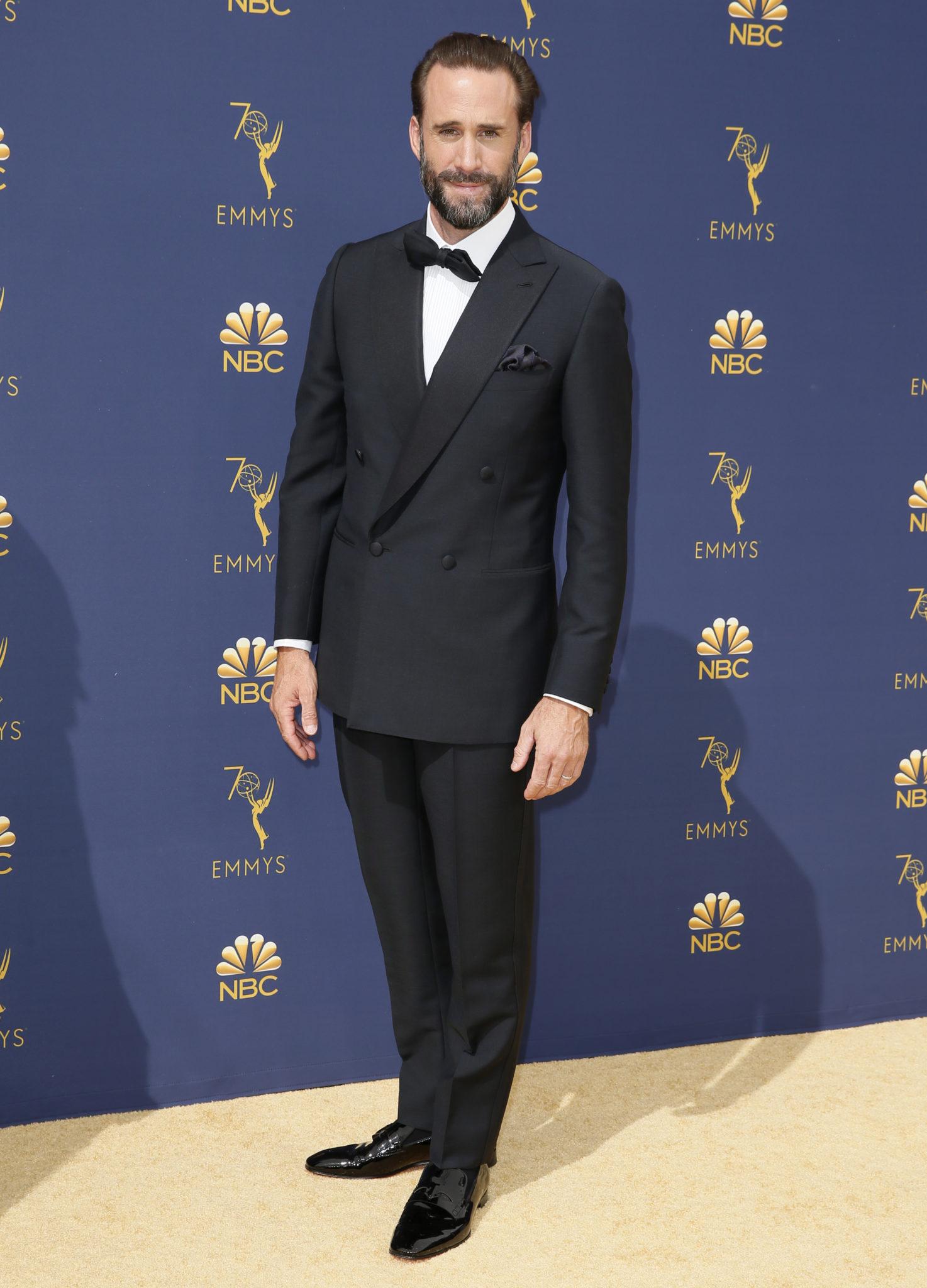 Joseph Fiennes Emmys 4Chion Lifestyle