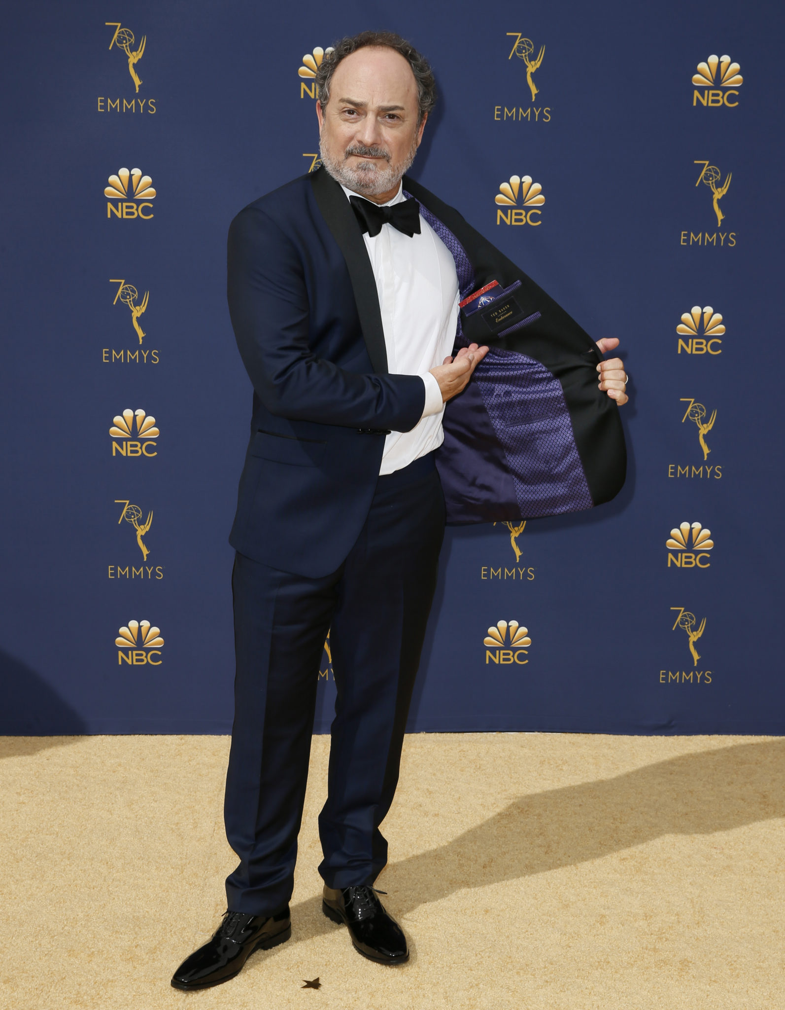 Kevin Pollak Emmys 4Chion Lifestyle
