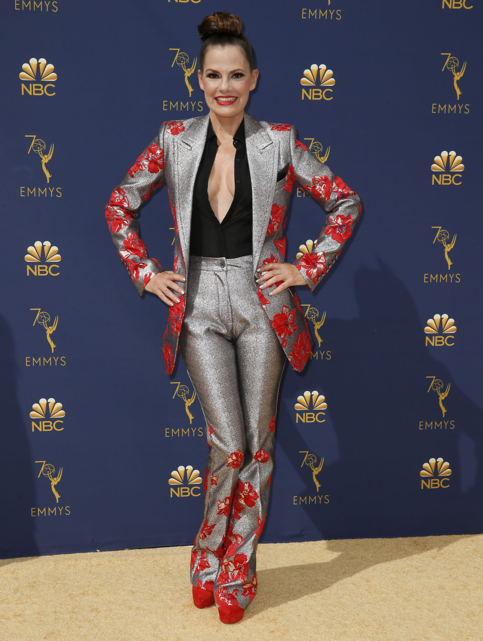 Suzanne Cryer Emmys 4Chion Lifestyle