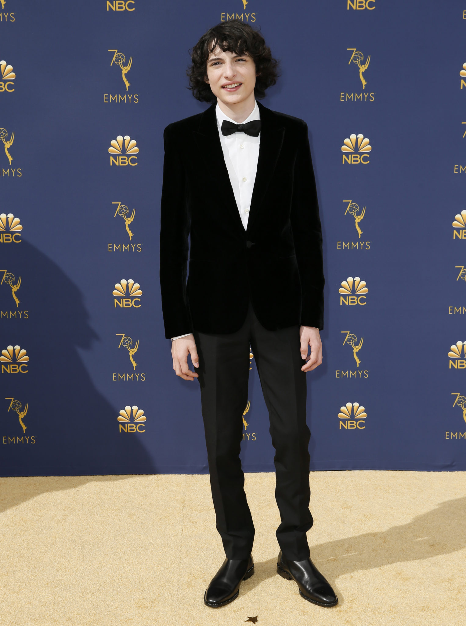 Finn Wolfhard Emmys 4Chion Lifestyle