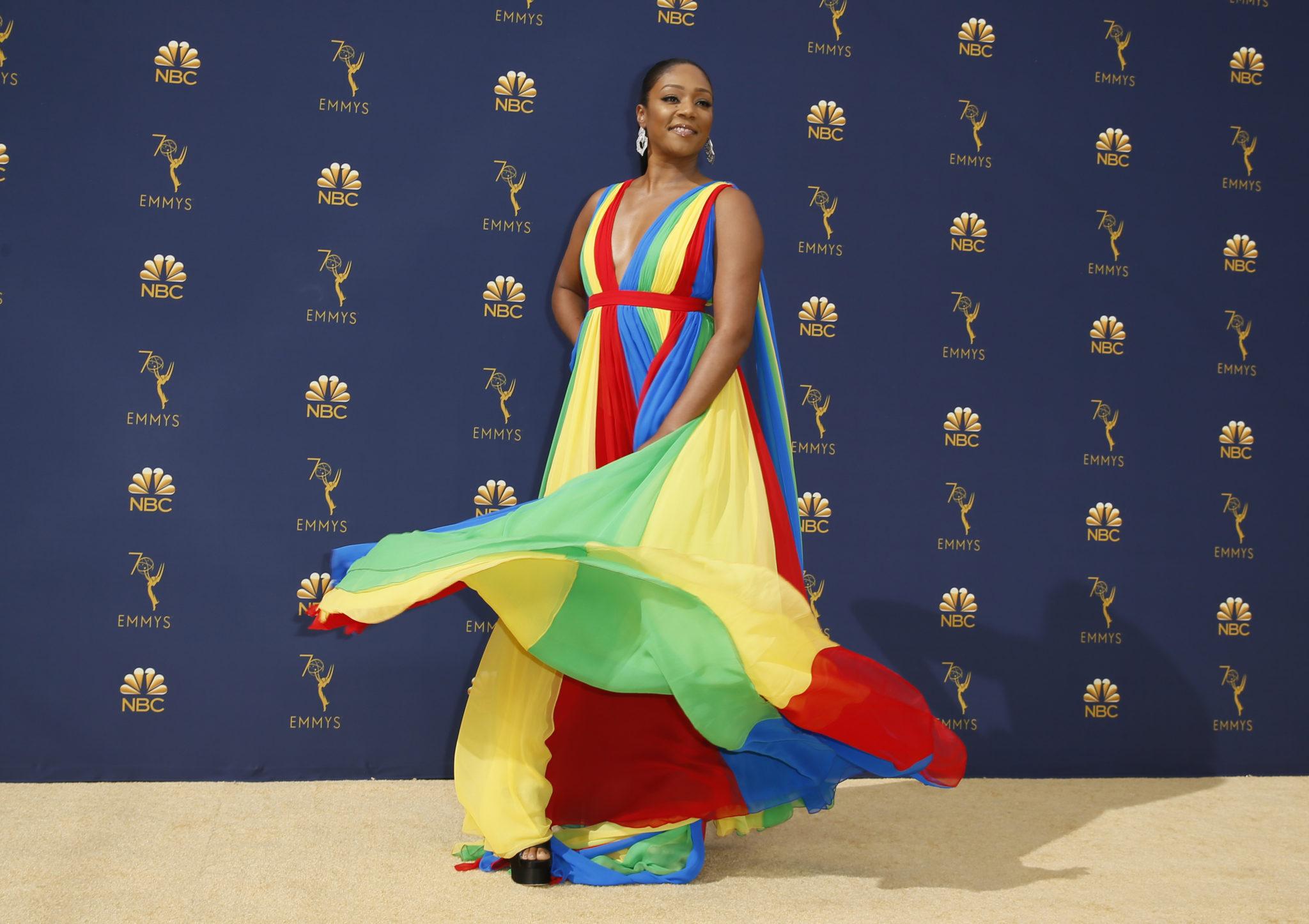 Tiffany Haddish Emmys 4Chion Lifestyle