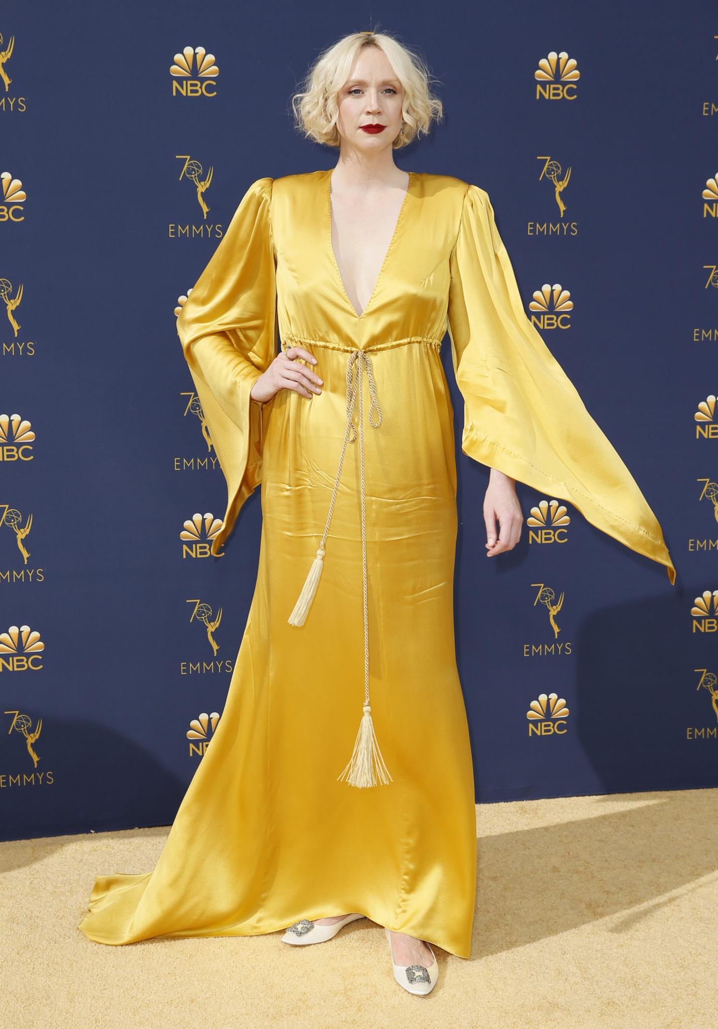 Gwendoline Christie Emmys 4Chion Lifestyle