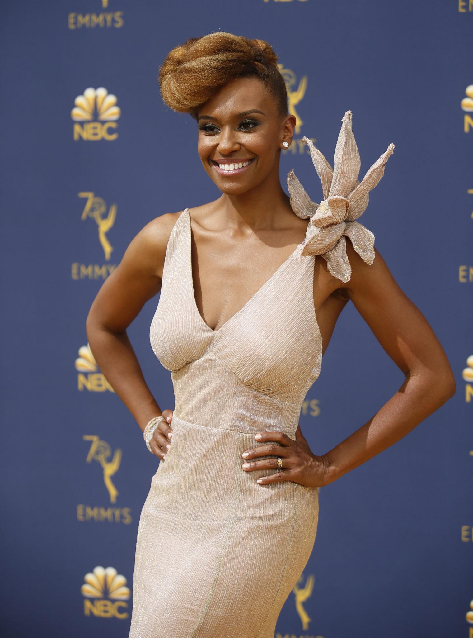 Ryan Michelle Bathe Emmys 4Chion Lifestyle