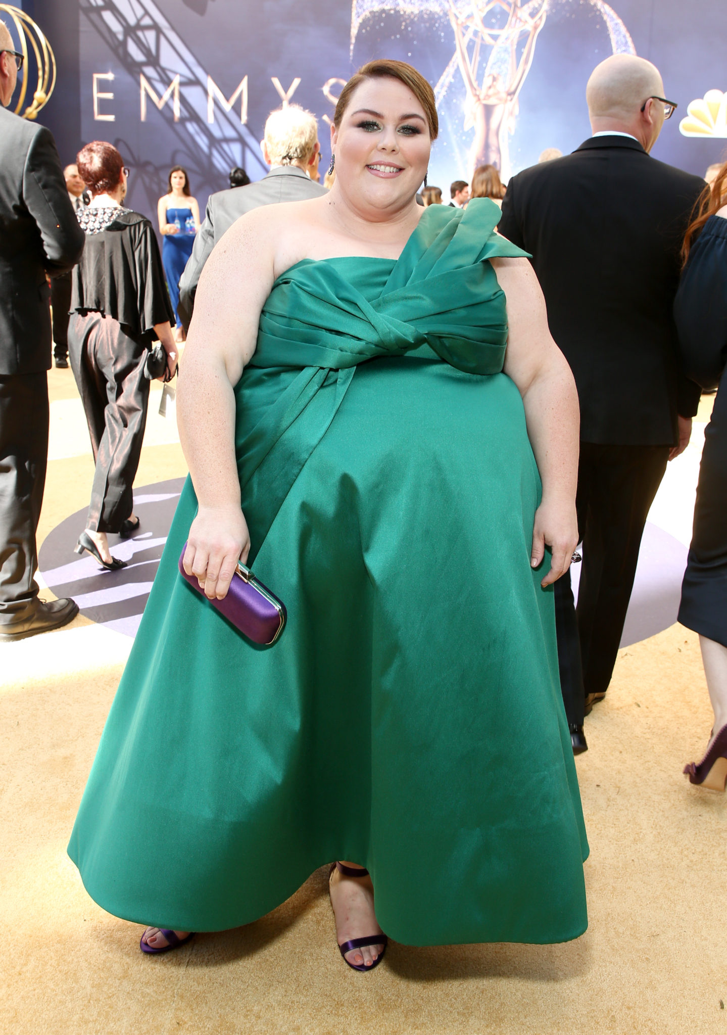 Chrissy Metz Emmys 4Chion Lifestyle