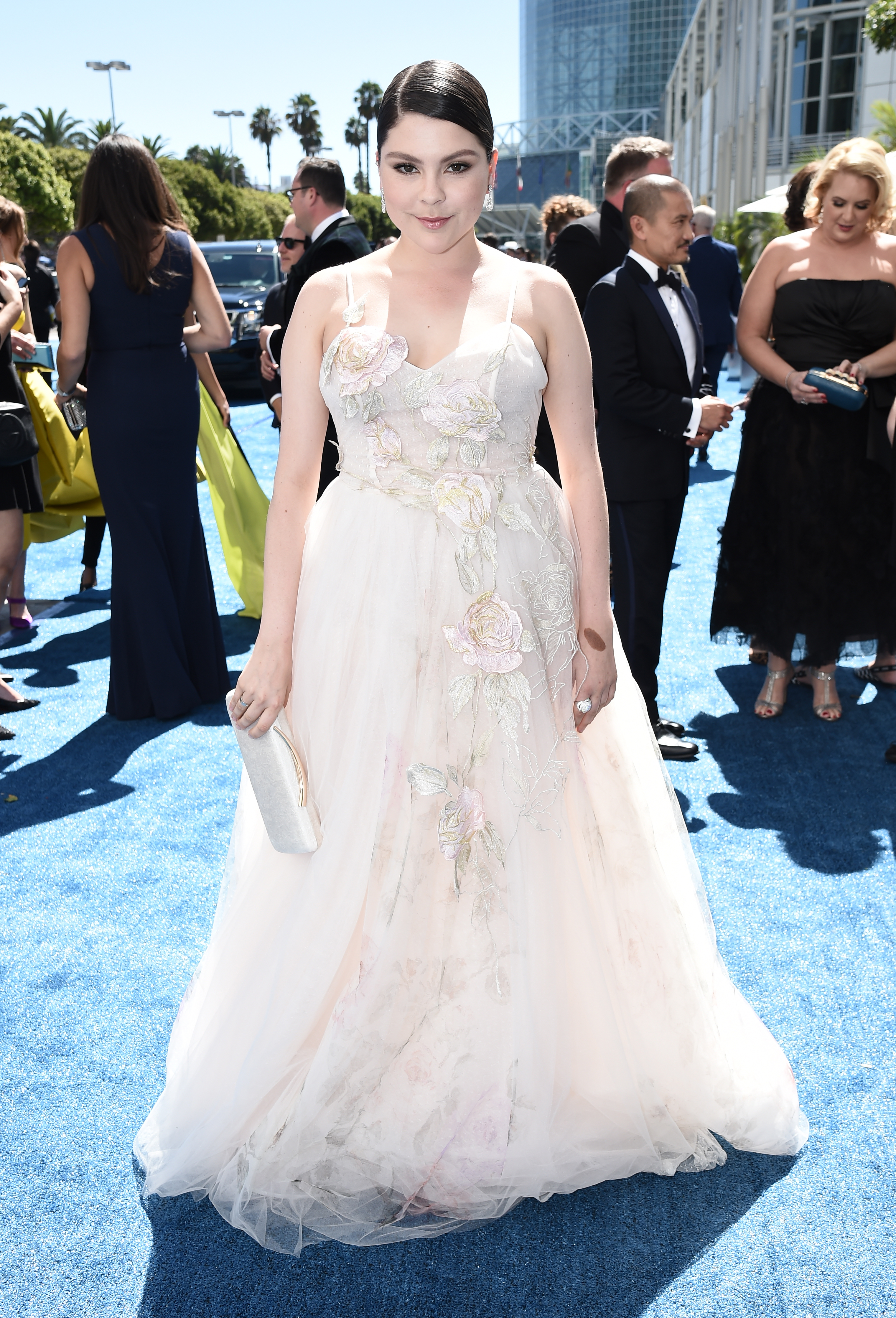 Hannah Zeile Emmys 4Chion Lifestyle