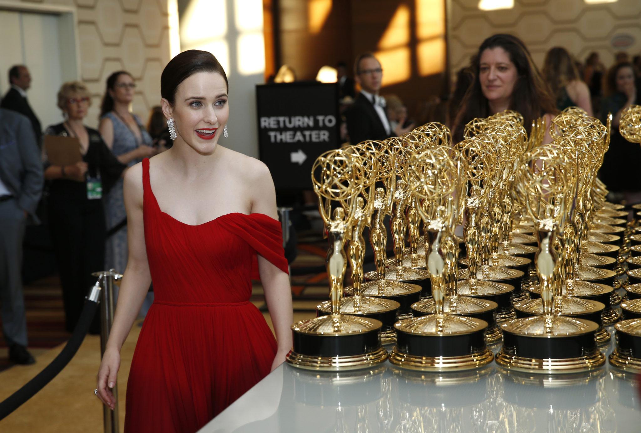Rachel Brosnahan Emmys® 4Chion Lifestyle