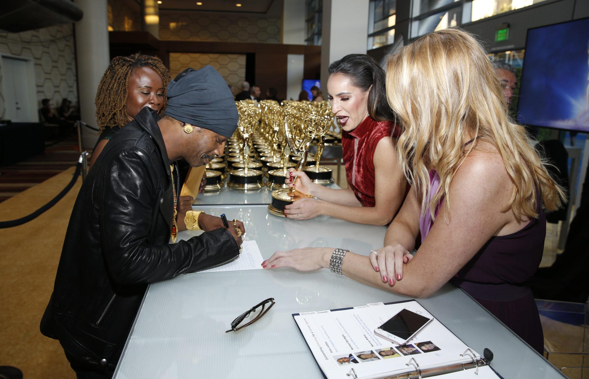 Katt Williams Emmys® 4Chion Lifestyle