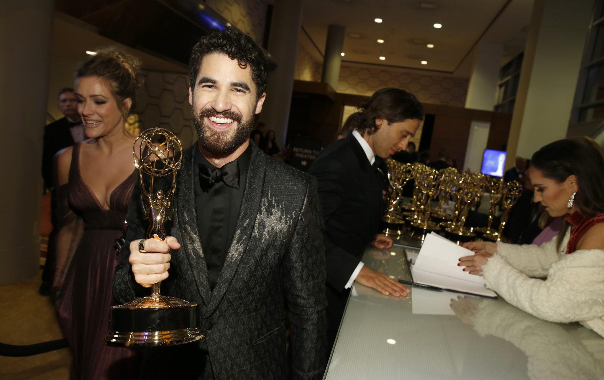 Darren Criss Emmy Awards 4chion Lifestyle