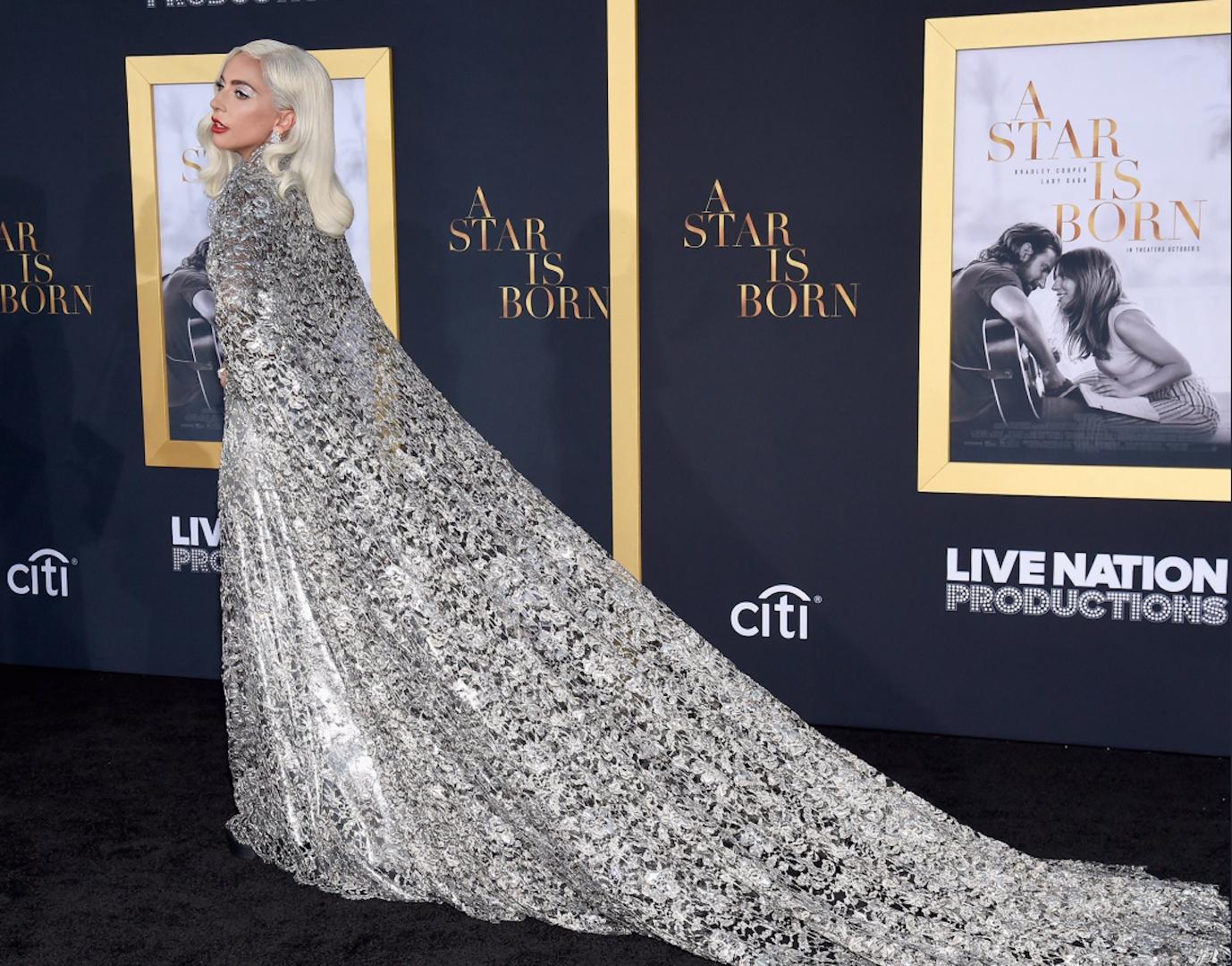 Lady Gaga A Star is Born New York Premiere