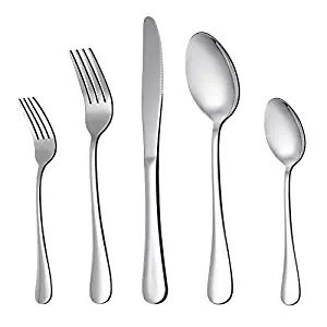 20-Piece Silverware amazon holiday ad 4chion lfiestyle