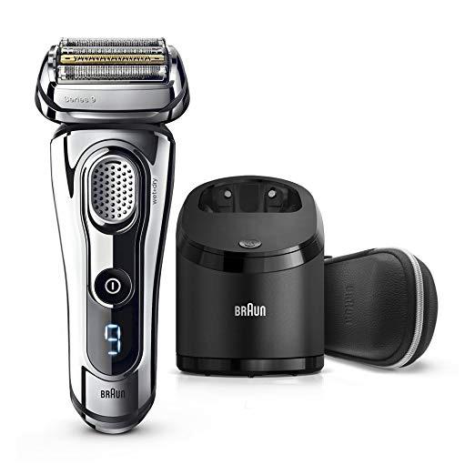 Braun Series 9 Men's Electric Foil Shaver amazon ads 4chion lifestyle
