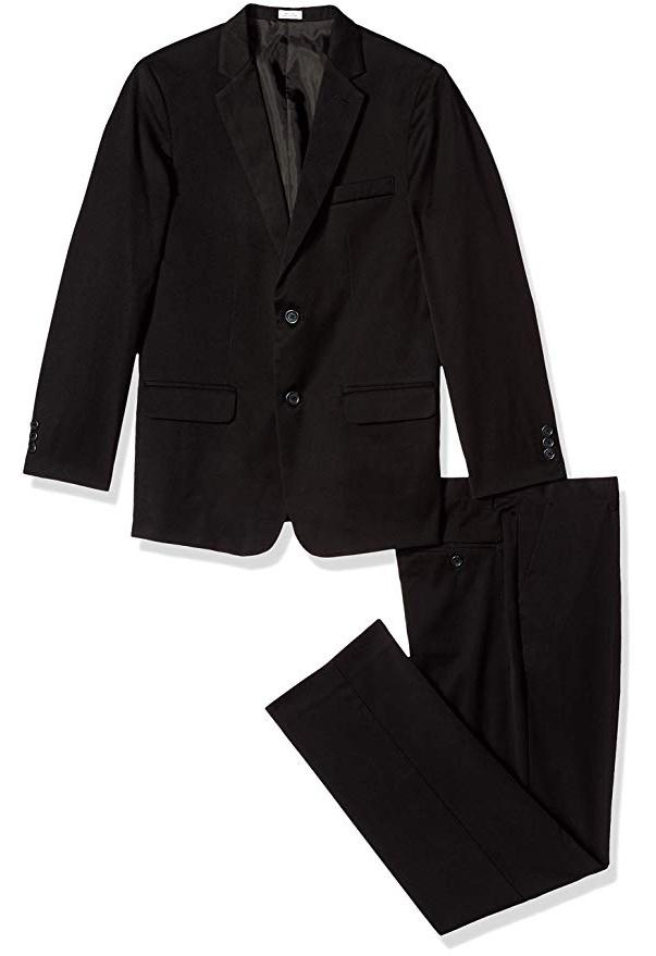 Calvin Klein Boys' Two Piece Suit Set Amazon Ads 4chion Lifestyle