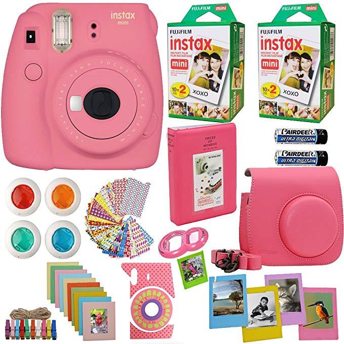 Fuji film Instax amazon holiday gift ad 4chion lifestyle