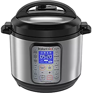 Instant Pot DUO Plus 60, 6 Qt amazon ad holiday 4chion lifestyle