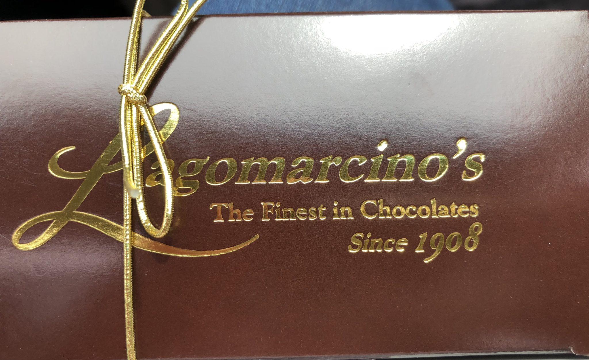Lagomarcino's Confectionery fudge sauce road trip 4chion lifestyle
