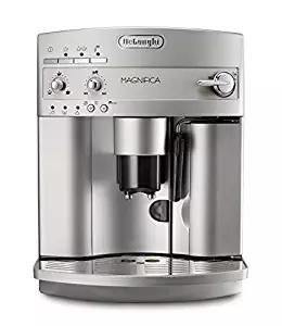 Magnifica Super-Automatic Espresso amazon ad holiday 4chion lifestyle