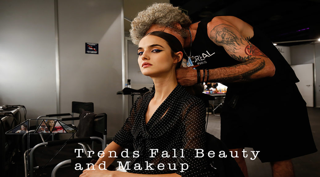 Trends Fall Beauty and Makeup 4chion lifestyle
