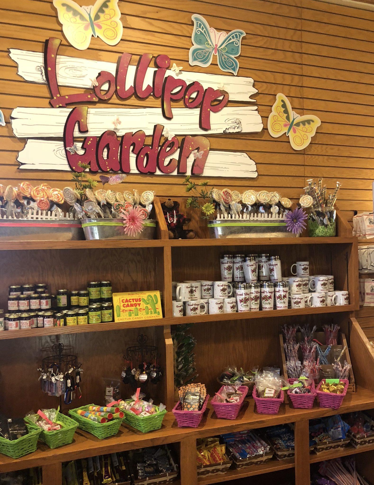 4Chion Lifestyle sweet shoppe flagstaff