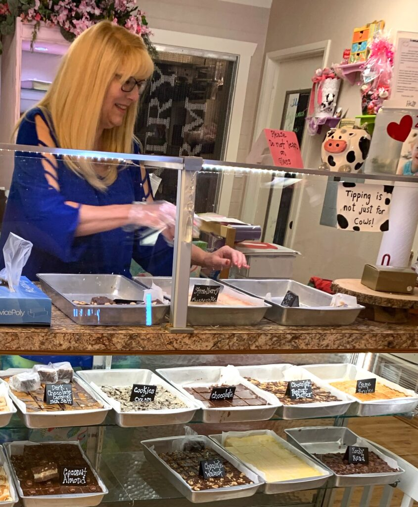 Sweet Country Charm Fudge Foodie 4Chion Lifestyle